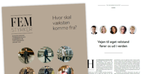Danske erhvervsstyrker: Ja tak til globalisering