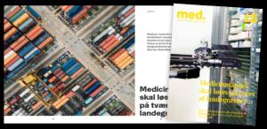 med. 15: Medicinmangel skal løses på tværs af landegrænser