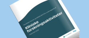 Kliniske forsøg i Danmark i 2019