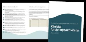 Antallet af private kliniske forsøg i Danmark står stille