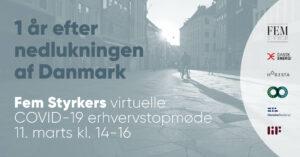 Hvordan genåbner vi Danmarks økonomi?