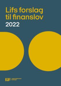 Lifs forslag til finanslov 2022